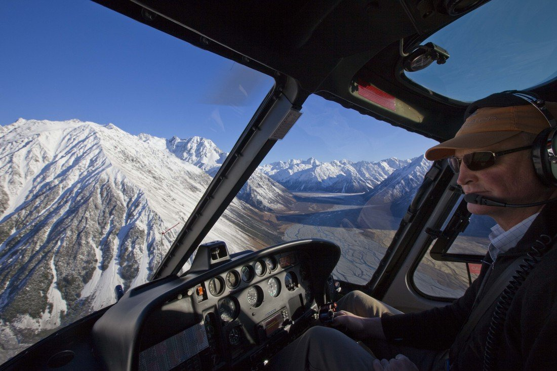 New Zealand's best heliskiing