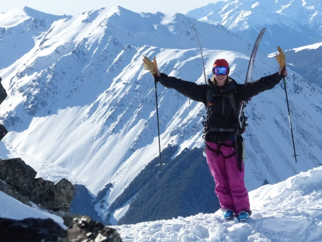 The best heliskiing experience in NZ, perfect for small groups